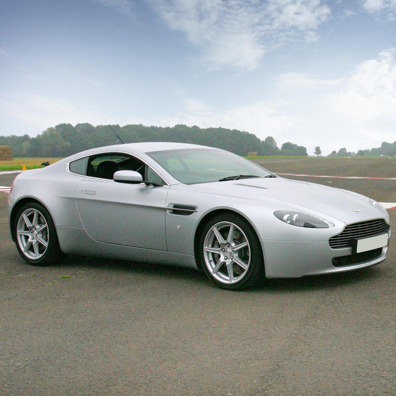 Lamborghini Driving Experience: Aston Martin V Lamborghini Stafford